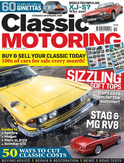 Classic Motoring September 07, 2018 00:00