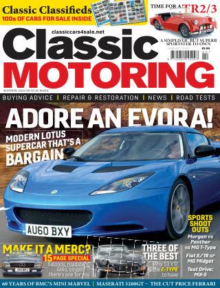 Classic Motoring February 2019