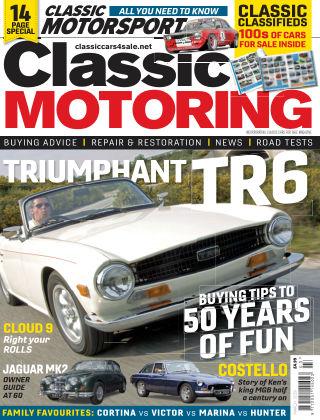 Classic Motoring Mar19