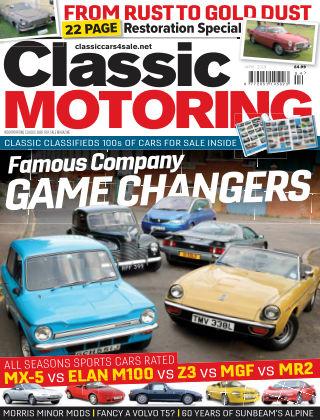 Classic Motoring Apr 2019