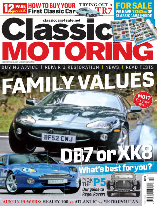 Classic Motoring May2019