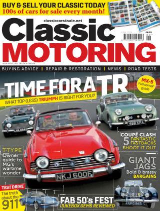 Classic Motoring MAY2019