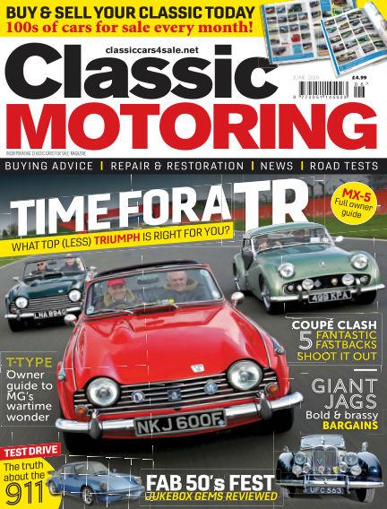 Classic Motoring May 03, 2019 00:00
