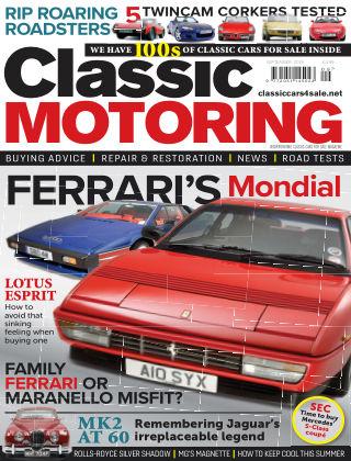 Classic Motoring SEPTEMBER2019