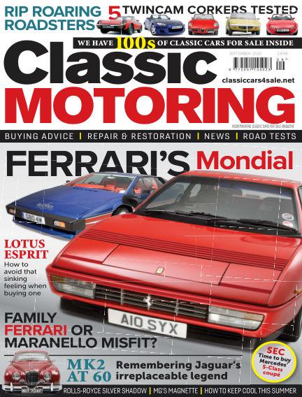 Classic Motoring August 01, 2019 00:00