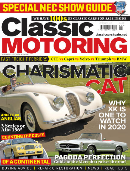 Classic Motoring October 03, 2019 00:00