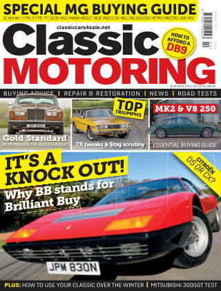Classic Motoring FEB 2020