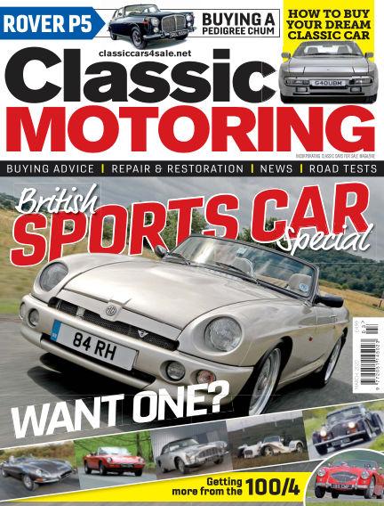 Classic Motoring February 07, 2020 00:00