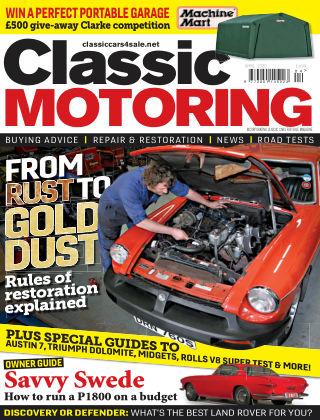 Classic Motoring APRIL
