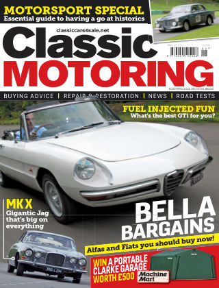 Classic Motoring MAY20