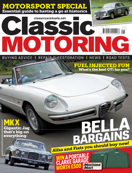 Classic Motoring April 03, 2020 00:00