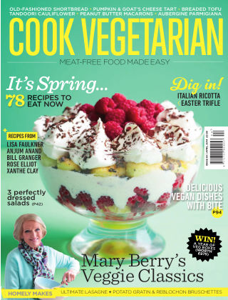 Veggie April 2014