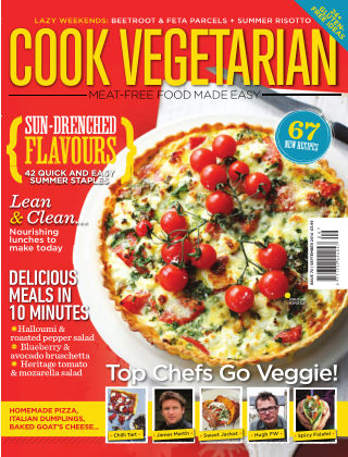 Veggie September 2014