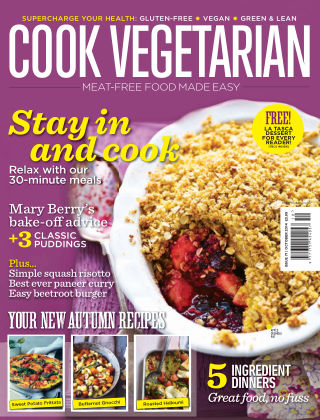 Veggie October 2014