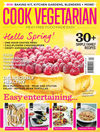 Veggie April 2015