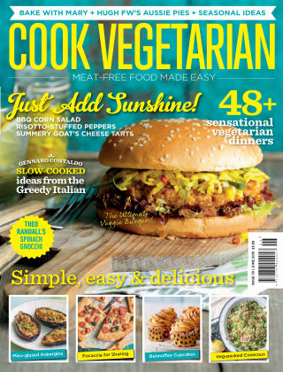 Veggie June 2015