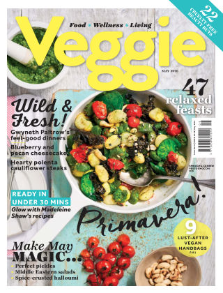 Veggie May 2016