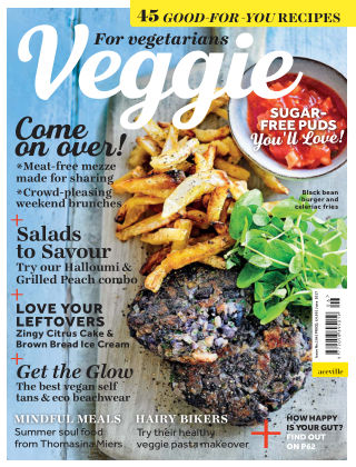 Veggie June 2017