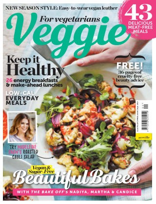 Veggie September 2017