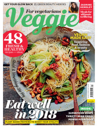 Veggie January 2018
