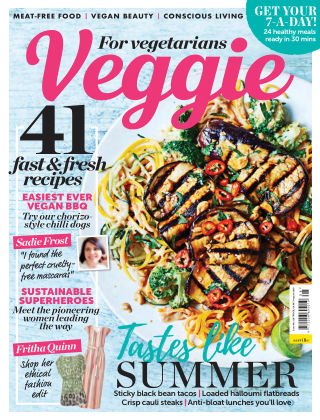 Veggie Aug 2018