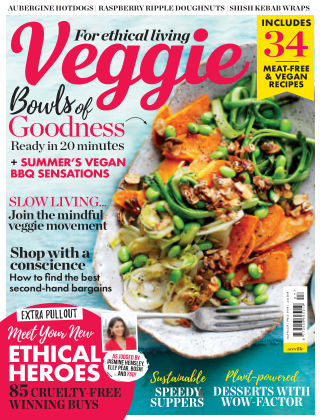 Veggie July 2019