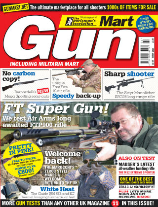 Gunmart March 2014