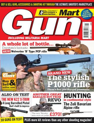 Gunmart May 2014