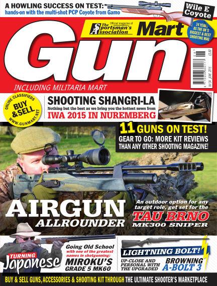 Gunmart May 15, 2015 00:00