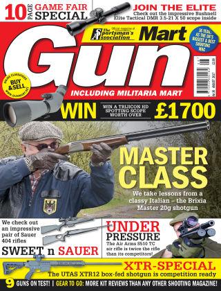 Gunmart August 2017