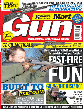 Gunmart May 2018