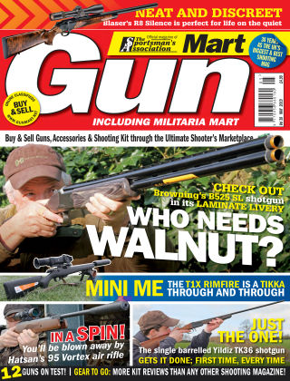 Gunmart May 2019