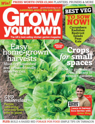 Grow Your Own April 2014