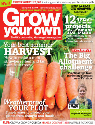Grow Your Own May 2014