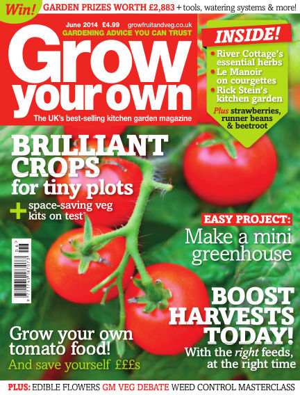 Grow Your Own May 02, 2014 00:00
