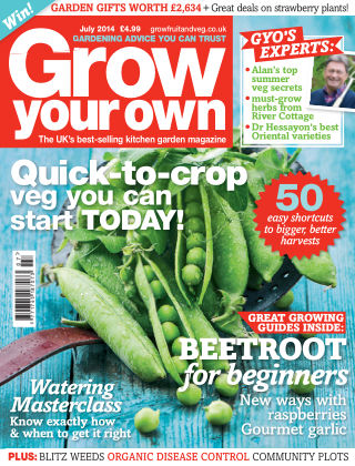 Grow Your Own July  2014