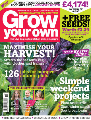 Grow Your Own November 2014