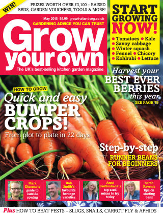 Grow Your Own May 2015