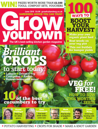 Grow Your Own June 2015