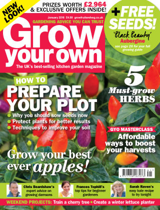 Grow Your Own January 2016