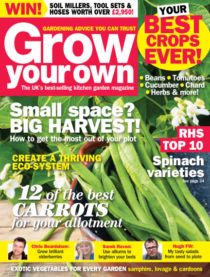 Grow Your Own April 01, 2016 00:00