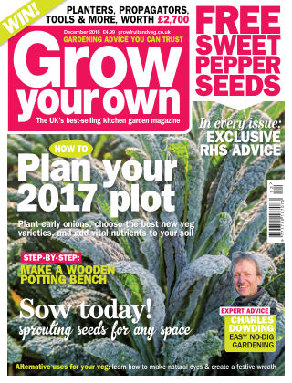 Grow Your Own December 2016