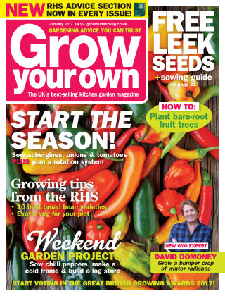 Grow Your Own January 2017