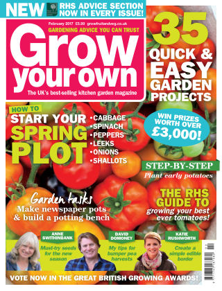 Grow Your Own February 2017