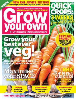 Grow Your Own March 2017