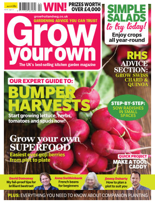 Grow Your Own April 2017