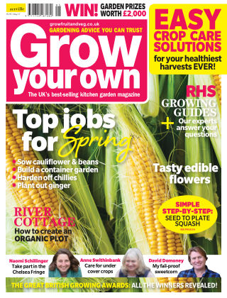 Grow Your Own May 2017