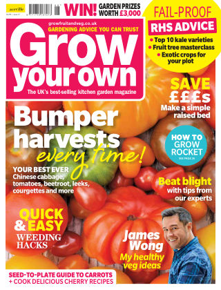 Grow Your Own June 2017
