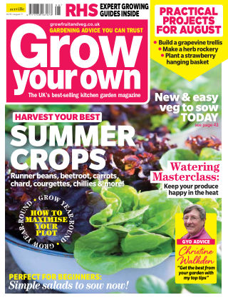 Grow Your Own August 2017
