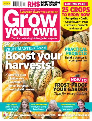 Grow Your Own October 2017